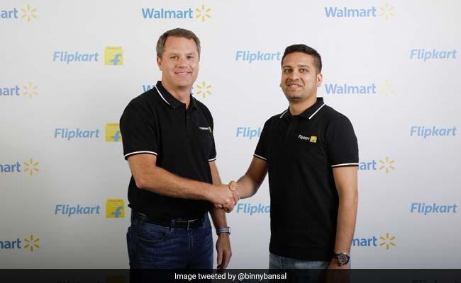 Walmart-Flipkart Deal है इस साल का सबसे बड़ा सौदा