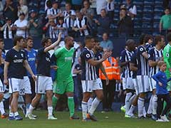 Premier League: Jake Livermore Lifeline Sees West Brom Stun Tottenham Hotspur