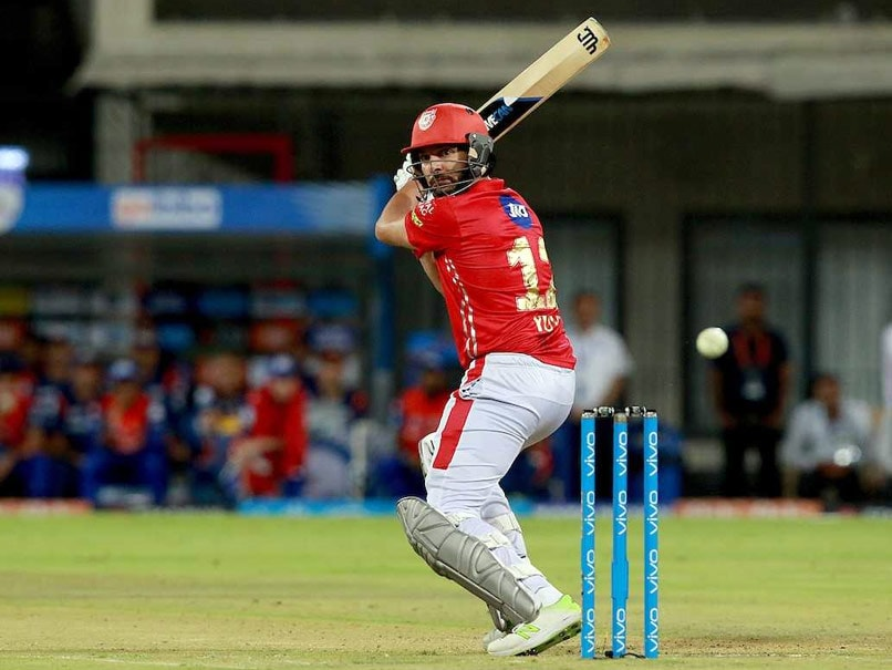 IPL 2018: Yuvraj Singh Registers Unwanted Record, Fans Divided Over Kings XI Punjab Star