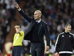 Zinedine Zidane Says Champions League Is