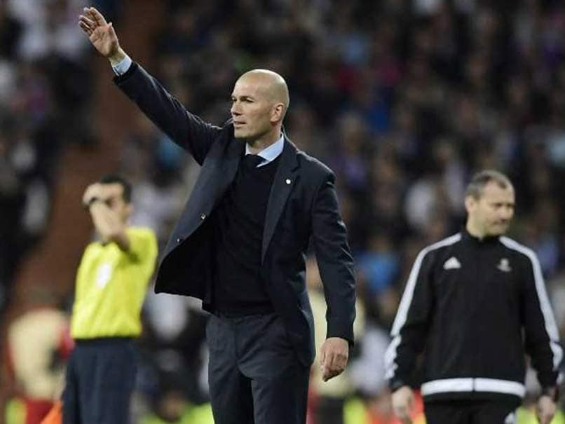 Zinedine Zidane Says Champions League Is