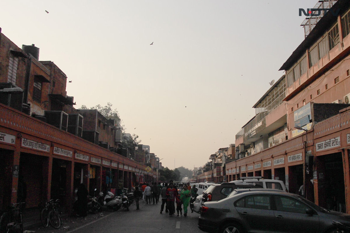 Jaipur: Where Old And New Co-exist