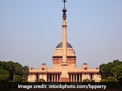 Rashtrapati Bhavan: Designed by Edwin Lutyens its completion took 17 years