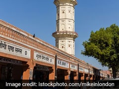 Ishwar Lat: A 7-storey tower which was originally built as a tribute to Maharaja Ishwari Singh's victory over Marahas & Mewars