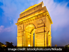India Gate:  One of the largest war memorials in India