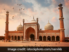 Jama Masjid: One of India's largest mosques was constructed at a cost of Rs 1 million in 1644 to 1656