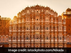 Hawa Mahal: Built for the royal ladies to observe everyday life and festivities without been seen in public
