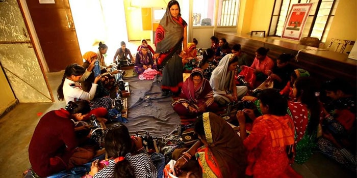USHA Silai School Changes Life Of Women Through Lakme Fashion Week