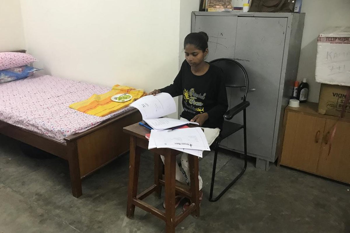 Sunaina's Story Of Hope