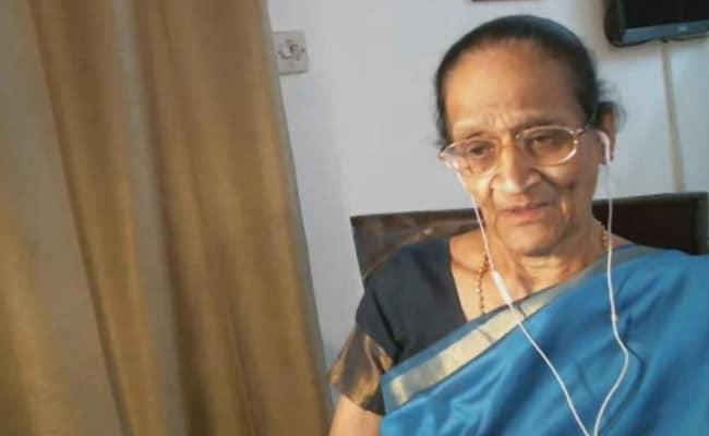 Ambuja Iyer, math teacher