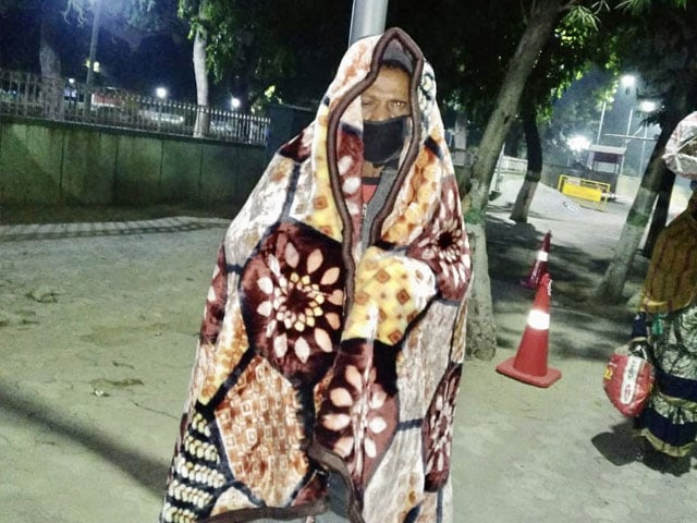 Blanket Donation Drive in 2020