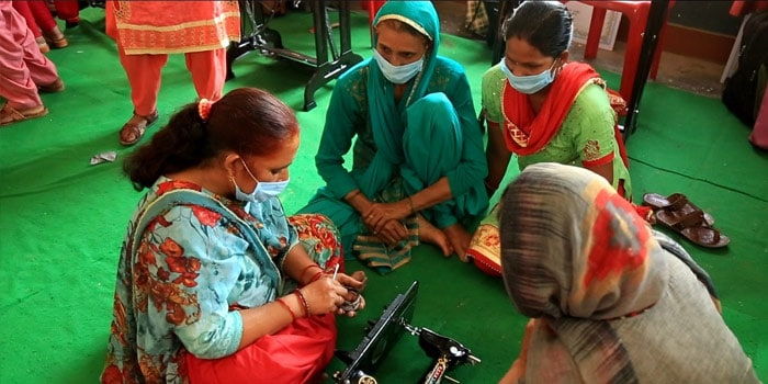 How The Silai School Has Empowered Women Fight Financial Crisis With Their Skill