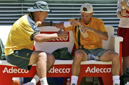 Australia pull out of Davis Cup tie in India, face ban