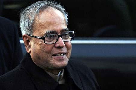 Union Budget in due time, says Pranab Mukherjee