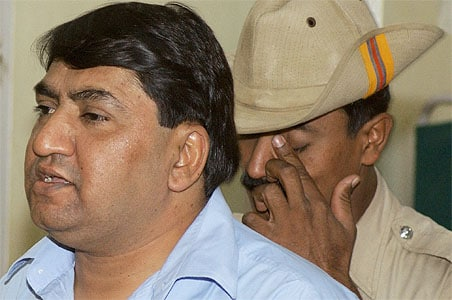 Abdul Karim Telgi, Convicted In Stamp Paper Scam, Hospitalised In Bengaluru