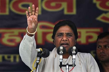 Mayawati's mission, opposition's bane