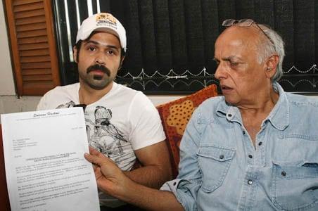Police complaint filed against Emran Hashmi