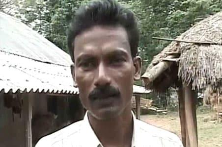 Lalgarh: Elusive tribal leader arrested