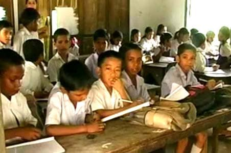 Lack of schools force Assam kids to drop out