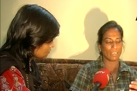 Usha in tears after ill-treatment, blame game starts