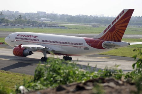 Air India denies VIPs bully for upgrades