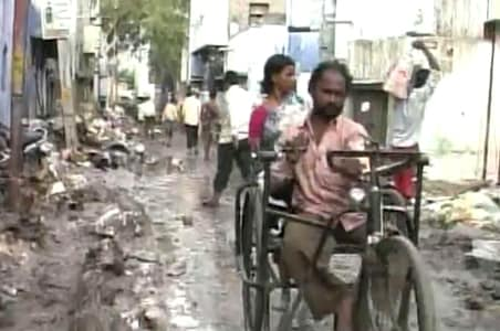 Andhra floods: Fear of epidemic