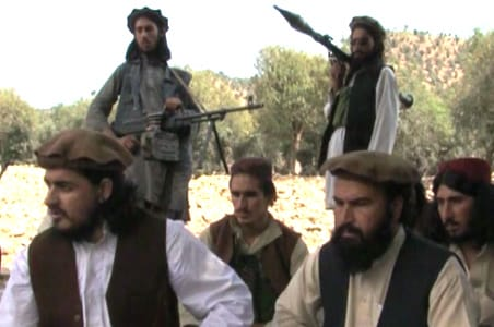 Pakistan Taliban leader vows to strike US