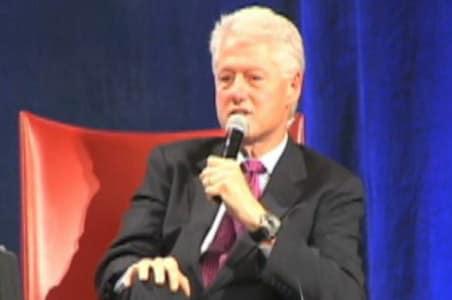 India, Pak could overtake China: Bill Clinton