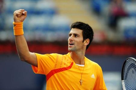 Djokovic reaches final at China Open