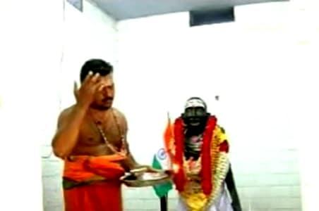 Tamil Nadu: In this village, Gandhi is God