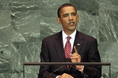 I don't deserve the Nobel, but accept it: Obama