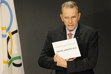 Rio de Janerio to host 2016 Olympics