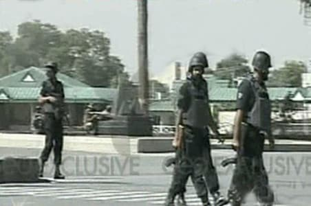 Terrorists take hostages at Pak Army Headquarters