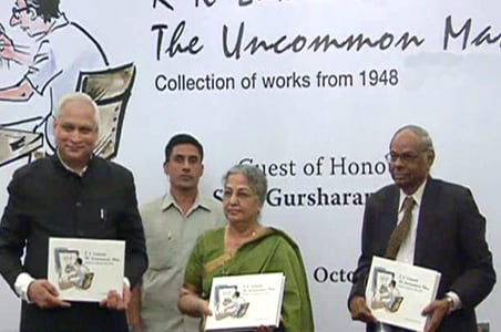 An uncommon collection by the 'common man'