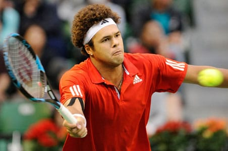 Tsonga into Japan Open semi-finals