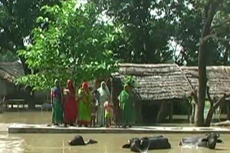 Uttar Pradesh: Flood situation grim