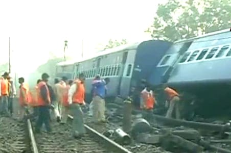 Several trains on South Eastern Railway route diverted