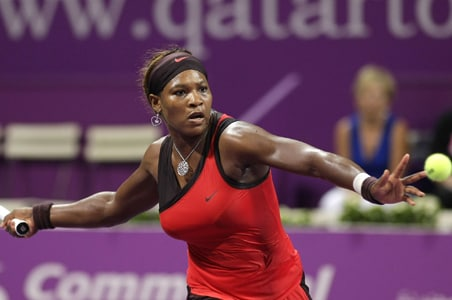 Dress Malfunction In Tennis Serena Williams' wardr...