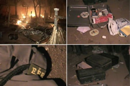 Naxals massacre cops, furious Centre wants answers
