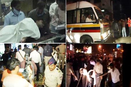 Pune blast death toll rises to 16