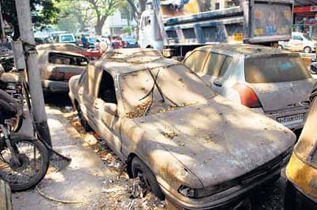 India Looking For Eco-Friendly Technology To Scrap Old Vehicles; Germany Might Help