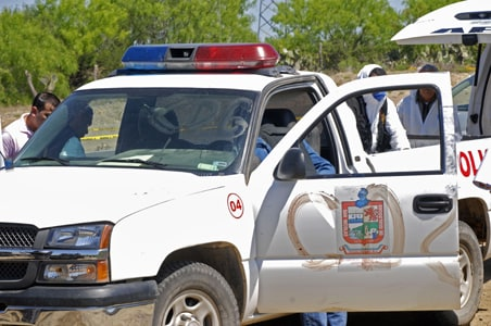 Police chief decapitated in northern Mexico town