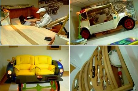 Hyderabad man has an office on wheels