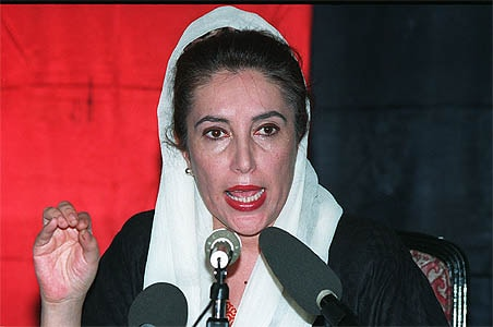 Benazir Bhutto's Daughters Ask 'Murderer' Musharraf To Face Justice
