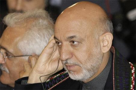 Former Afghan President Hamid Karzai Dubs Massive US Bomb Drop Decision 'Treason'