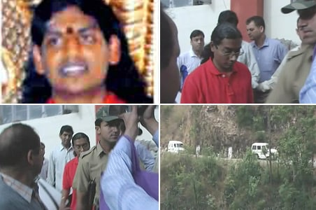 Swami made followers sign 'sex contract'