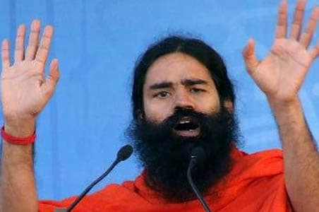 Now India's Defence Research Agency Ties Up With Ramdev for Food Products