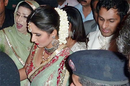 Sania on Shoaib: Ours is not a great love story