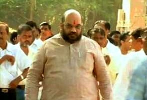 On camera, Amit Shah's aides try to influence witnesses