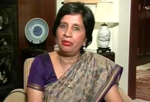Nirupama Rao speaks to NDTV on Indo-Pak talks: Full interview
